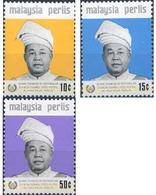 Ref. 340232 * MNH * - MALAYSIA. PERLIS. 1971. SULTAN - Perlis