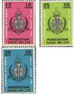 Ref. 231027 * MNH * - MALAYA. Federation. 1961. 13th MEETING OF COLOMBO PLAN TECHNICAL COMMITTEE IN KUALA LUMPUR . 13 RE - Federation Of Malaya