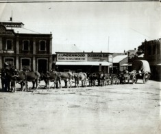 KIMBERLEY DE BEERS DIAMOND MINES SOUTH AFRICA  MINA MINING MINA MINAS 25*20CM Fonds Victor FORBIN 1864-1947 - Profesiones