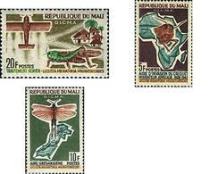 Ref. 29326 * MNH * - MALI. 1964. LUCHA CONTRA LA LANGOSTA MIGRATORIA - Mali (1959-...)
