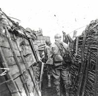 PHOTO GUERRE 1914 10 Corvée De Soupe - War, Military