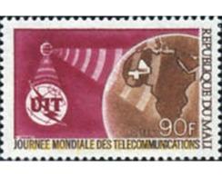Ref. 221307 * MNH * - MALI. 1970. WORLD TELECOMMUNICATIONS DAY . DIA MUNDIAL DE LAS TELECOMUNICACIONES - Altri