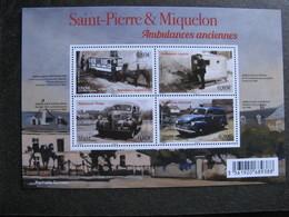 Saint Pierre Et Miquelon: TB Feuille N° F 1166 , Neuve XX. - St.Pierre & Miquelon