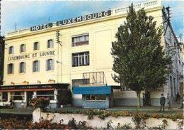"""Hôtel-Restaurant Du """"LUXEMBOURG"""" Place Gabriel-Péri ALES Tél (66) 86.19.05. Centre Ville - Garage - Alès"""