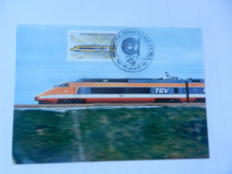 TGV ESBLY 1986 - Equipment
