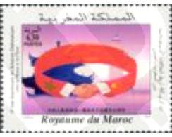 Ref. 342984 * MNH * - MOROCCO. 2003. RELACIONES CON CHINA - Morocco (1956-...)