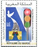 Ref. 342990 * MNH * - MOROCCO. 2006. ROAD SAFETY DAY . DIA DE LA SEGURIDAD VIAL - Coches
