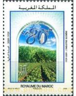 Ref. 343004 * MNH * - MOROCCO. 2009. SUGAR INDUSTRY . INDUSTRIA AZUCARERA - Maroc (1956-...)