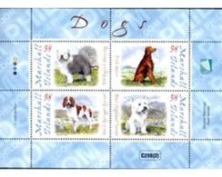 Ref. 246081 * MNH * - MARSHALL Islands. 2009. PEDIGREE DOGS . PERROS DE RAZA - Unclassified