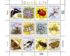 Ref. 266777 * MNH * - MARSHALL Islands. 2011. VIDA EN EL JARDIN - Spiders