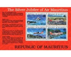 Ref. 44101 * MNH * - MAURITIUS. 1993. 25 ANIVERSARIO DE AIR MAURITIUS - Mauricio (1968-...)