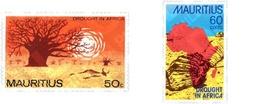 Ref. 28615 * MNH * - MAURITIUS. 1976. FIGHING DRAUGHT . LUCHA CONTRA LA SEQUIA - Mauricio (1968-...)