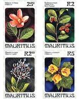 Ref. 95532 * MNH * - MAURITIUS. 1981. FLOWERS . FLORES - Mauricio (1968-...)