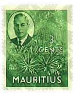 Ref. 226189 * MNH * - MAURITIUS. 1950. DIFFERENT CONTENTS. KING GEORGE VI . MOTIVOS VARIOS. REY JORGE VI - Autos