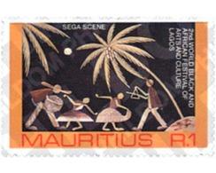Ref. 147905 * MNH * - MAURITIUS. 1977. FESTIVAL DE ARTE Y CULTURA - Mauricio (1968-...)