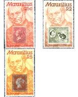 Ref. 162681 * MNH * - MAURITIUS. 1979. 100th ANNIVERSARY OF THE DEATH OF SIR ROWLAND HILL . 100 ANIVERSARIO DE LA MUERTE - Mauricio (1968-...)