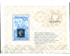 Ref. 162678 * MNH * - MAURITIUS. 1979. 100th ANNIVERSARY OF THE DEATH OF SIR ROWLAND HILL . 100 ANIVERSARIO DE LA MUERTE - Mauricio (1968-...)