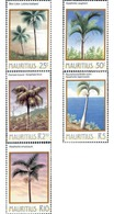 Ref. 162695 * MNH * - MAURITIUS. 1984. PALM TREES . PALMERAS - Mauricio (1968-...)