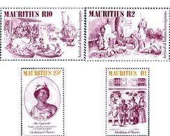 Ref. 162697 * MNH * - MAURITIUS. 1984. SLAVE TRADE ABOLITION . ABOLICION DE LA ESCLAVITUD - Mauricio (1968-...)