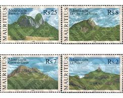 Ref. 169496 * MNH * - MAURITIUS. 2004. MONTAÑAS DE MAURICIO - Mauricio (1968-...)