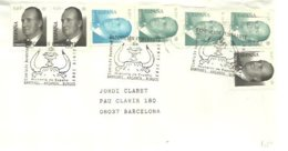 MATASELLOS EXPO.ITINERANTE 2003   BANYERES- ARGANDA-BURGOS - 1931-Hoy: 2ª República - ... Juan Carlos I