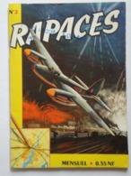 RAPACES N°  2 - Livres, BD, Revues