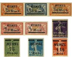 Ref. 173983 * MNH * - MEMEL. 1922. ADMINISTRACION FRANCESA - Memel (1920-1924)