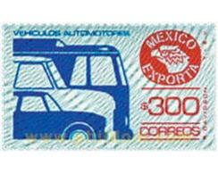 Ref. 362298 * MNH * - MEXICO. 1988. EXPORT . EXPORTACION - México