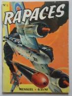 RAPACES N°  6 - Livres, BD, Revues