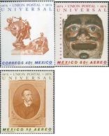 Ref. 182409 * MNH * - MEXICO. 1974. UPU CENTENARY . CENTENARIO DEL UPU - Non Classés