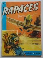 RAPACES N°  7 - Livres, BD, Revues