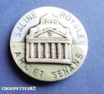 Fèves Fève Perso Saline Royale Arc Et Senans*1103* - Otros