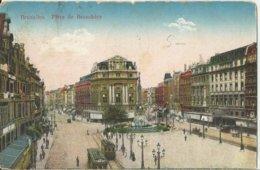 BRUXELLES VIAGGIATA 1924   (210) - Altri