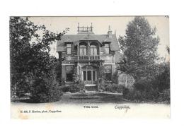 CPA  Belgique  Villa Cora Cappelen - Kapellen