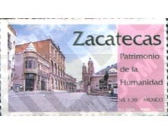 Ref. 343675 * MNH * - MEXICO. 1994. ZACATECAS - PATRIMONIO DE LA HUMANIDAD - México