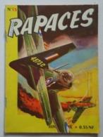 RAPACES N°  13 - Livres, BD, Revues