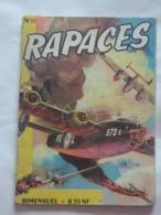 RAPACES N°  19 - Livres, BD, Revues