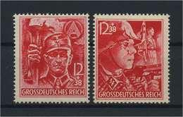 DEUTSCHES REICH 1945 Nr 909-910 Postfrisch (118114) - Deutschland