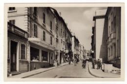 Cpsm N° 55 BELLEGARDE Rue Joseph Bertola - Bellegarde-sur-Valserine
