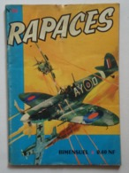 RAPACES N° 26 - Livres, BD, Revues