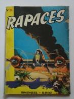 RAPACES N° 28 - Livres, BD, Revues