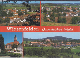 AK-div.31- 622   Wiesenfelden - Bayerischer Wald - Mehrbild (4)  Bezirk Straubing Bogen - Other