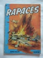 RAPACES N° 33 - Livres, BD, Revues