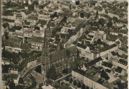 Krefeld V. 1955  Teil-Stadt-Ansicht  (57700) - Krefeld