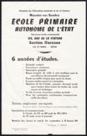 Moustier-sur-Sambre - Ecole Primaire Autonome De L'Etat - Vieux Papiers