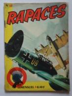 RAPACES N° 58 - Livres, BD, Revues
