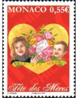 Ref. 214343 * MNH * - MONACO. 2008. MOTHER'S DAY . DIA DE LA MADRE - Unclassified