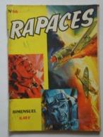 RAPACES N° 66 - Livres, BD, Revues