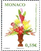 Ref. 274769 * MNH * - MONACO. 2012. CONCURSO INTERNCIONAL DE BOUQUET - Monaco