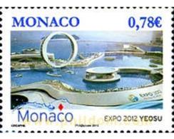 Ref. 279098 * MNH * - MONACO. 2012. - Monaco